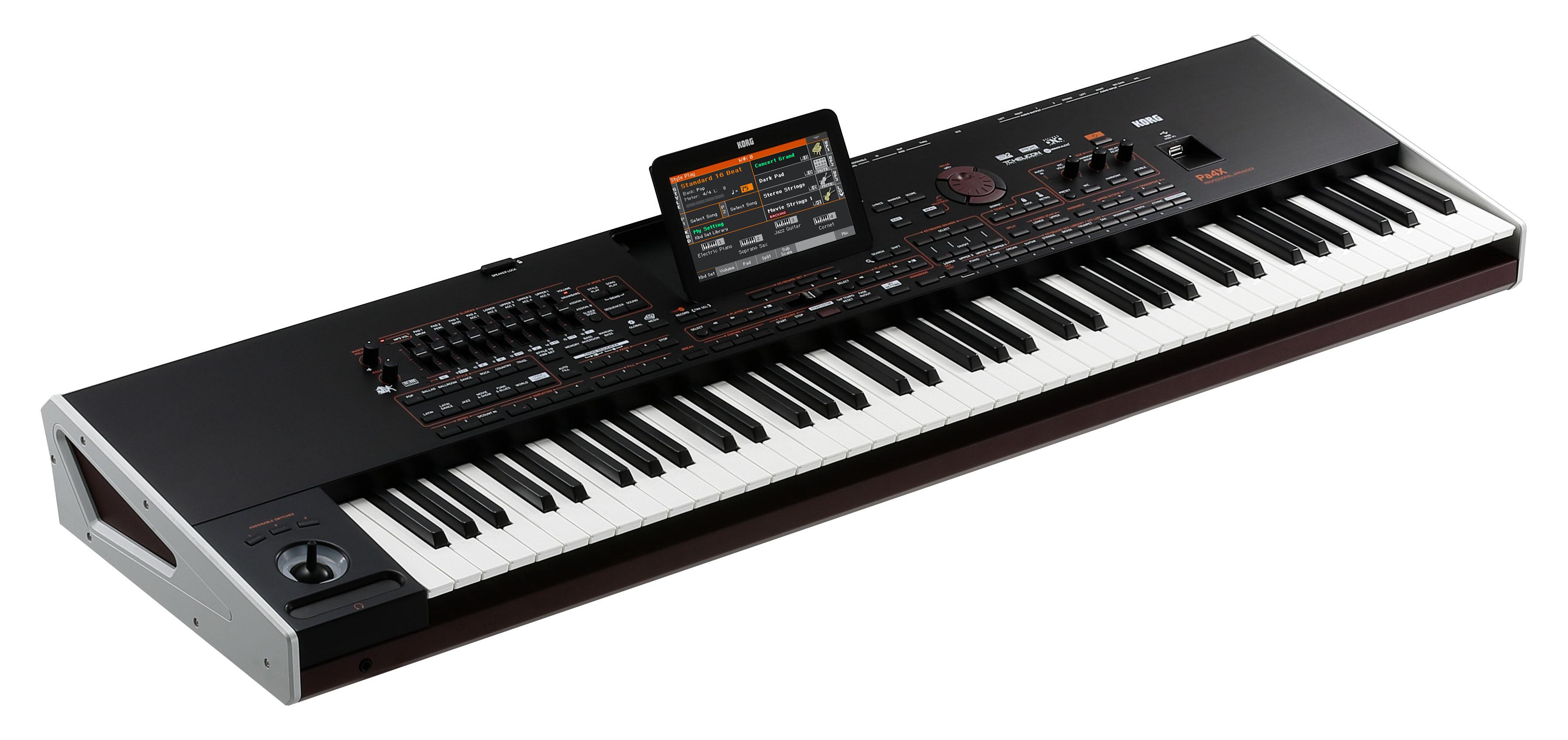 KORG PA4X-76 Arranger Keyboard