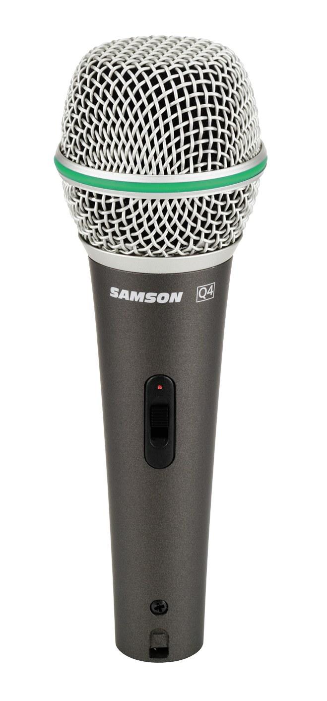 Samson Q4