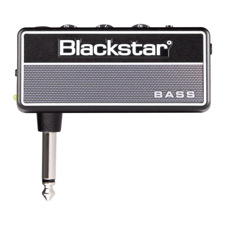 Blackstar AMPLUG2 FLY BASS 3 CHANNEL HEADPHONE BASS AMP