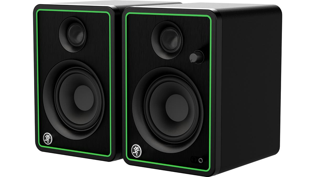 """Mackie CR4-XBT - 4"""" MULTIMEDIA MONITORS WITH BLUETOOTH®"""