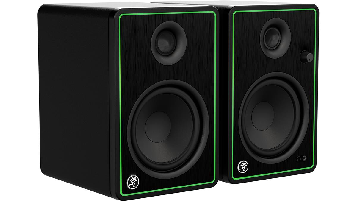 """Mackie CR5-XBT - 5"""" MULTIMEDIA MONITORS WITH BLUETOOTH®"""