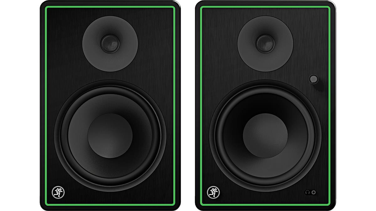"""Mackie CR8-XBT - 8"""" MULTIMEDIA MONITORS WITH BLUETOOTH®"""