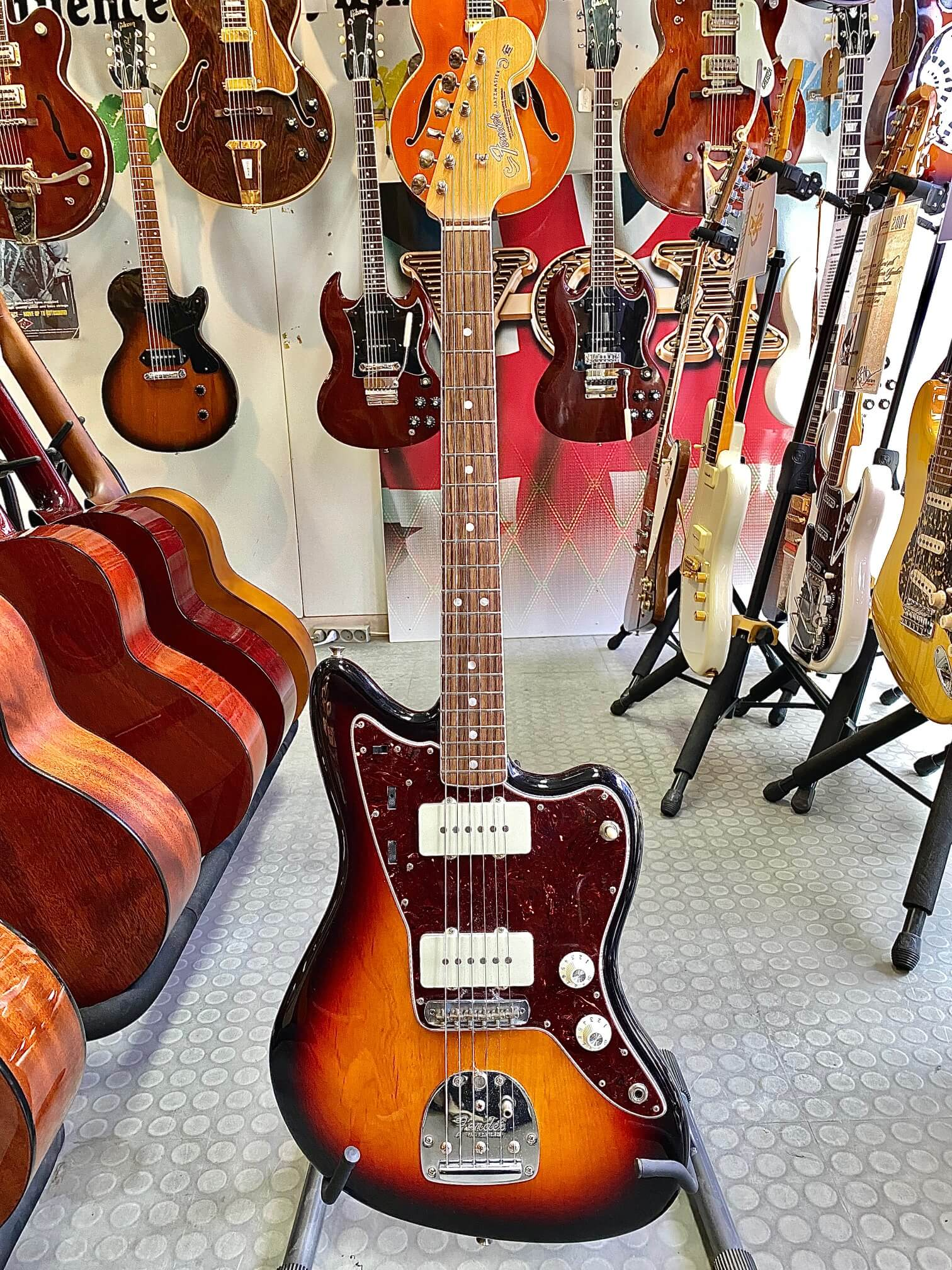 Fender Jazzmaster US