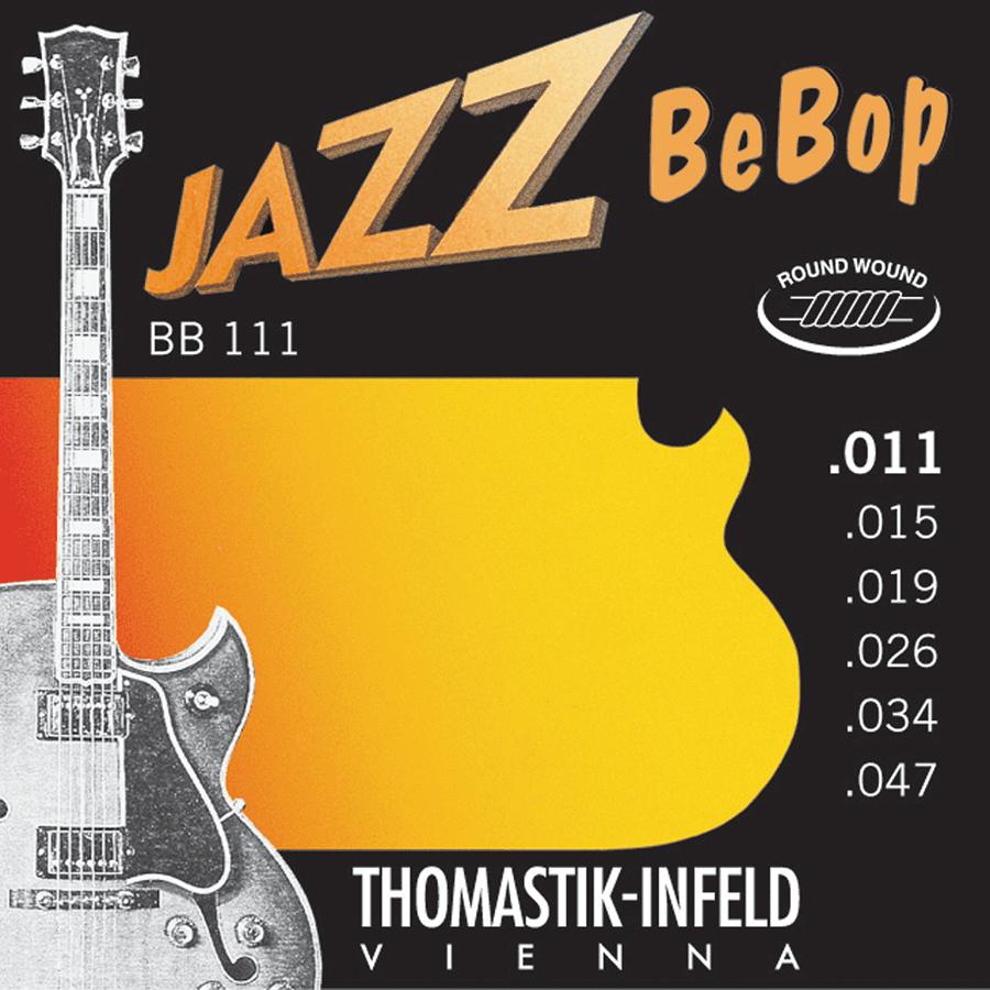 Thomastik BB111 Jazz set BeBop 11-47