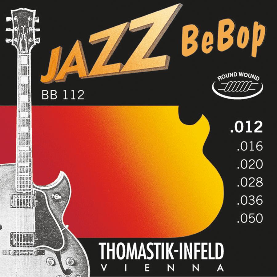 Thomastik BB112 Jazz set BeBop 12-50