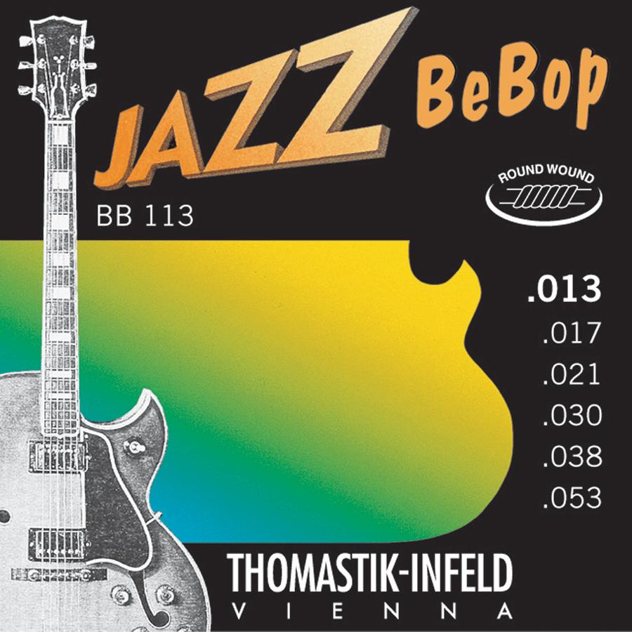 Thomastik BB113 Jazz set BeBop 13-53