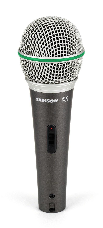 Samson Q6