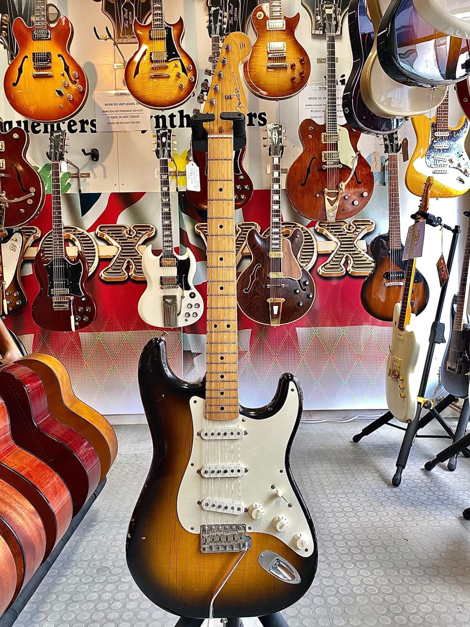 Fender Stratocaster 1982 OHC