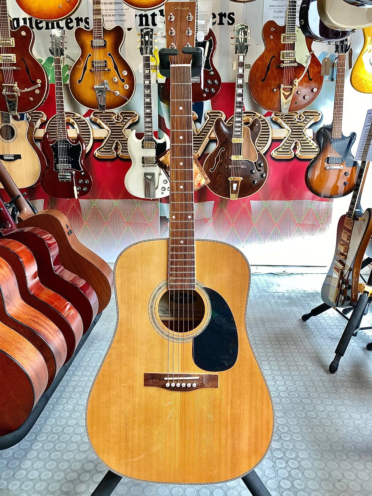Stagg SW507 ALL-SD-N