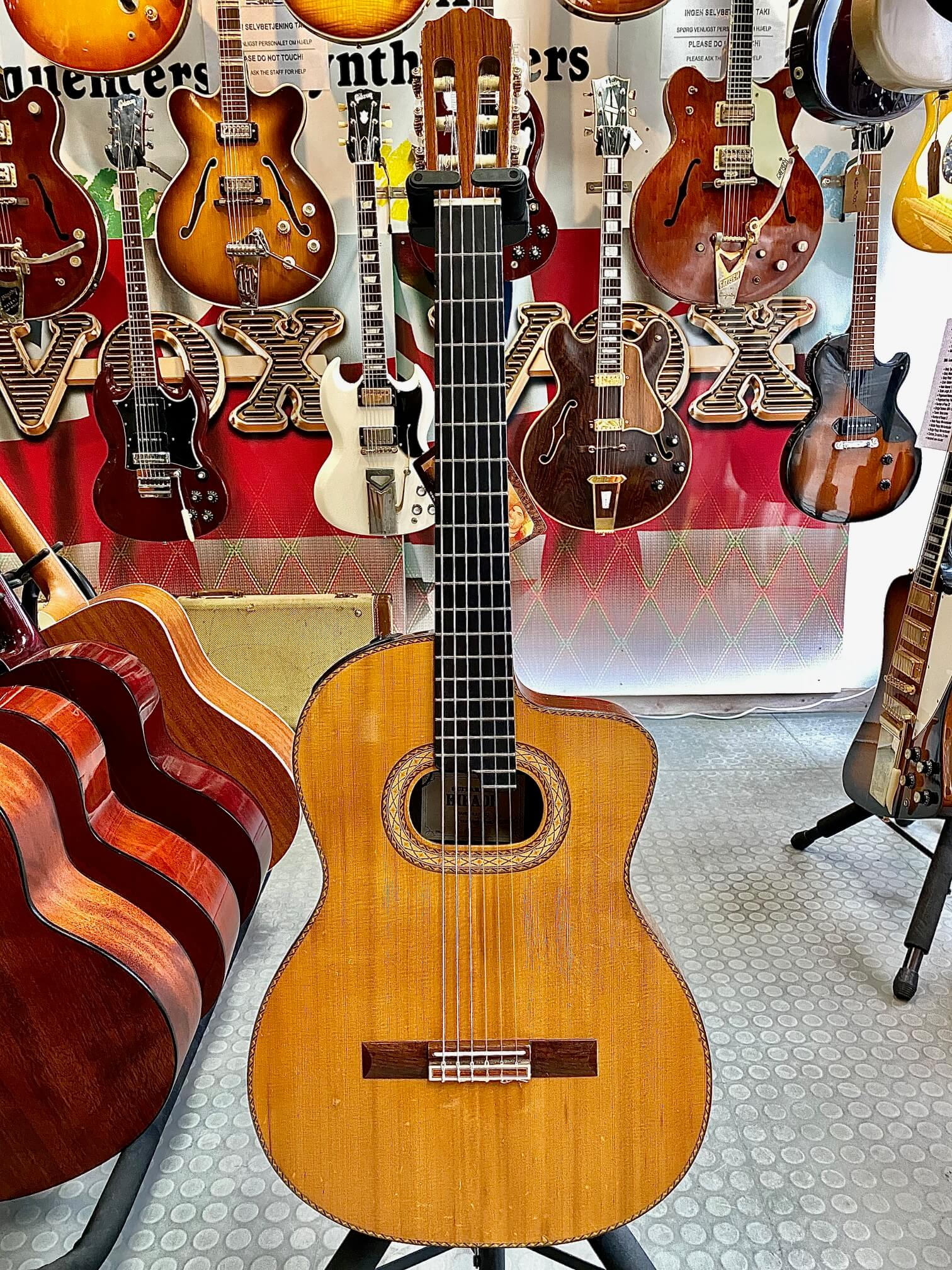 Guitarras Hirade Handcrafted By Takamine EP-90