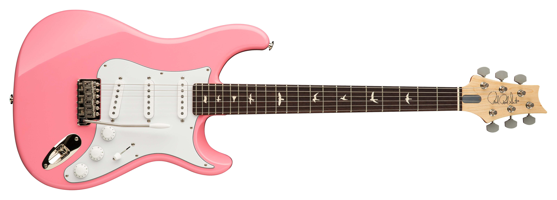 PRS John Mayer Silver Sky, Roxy Pink