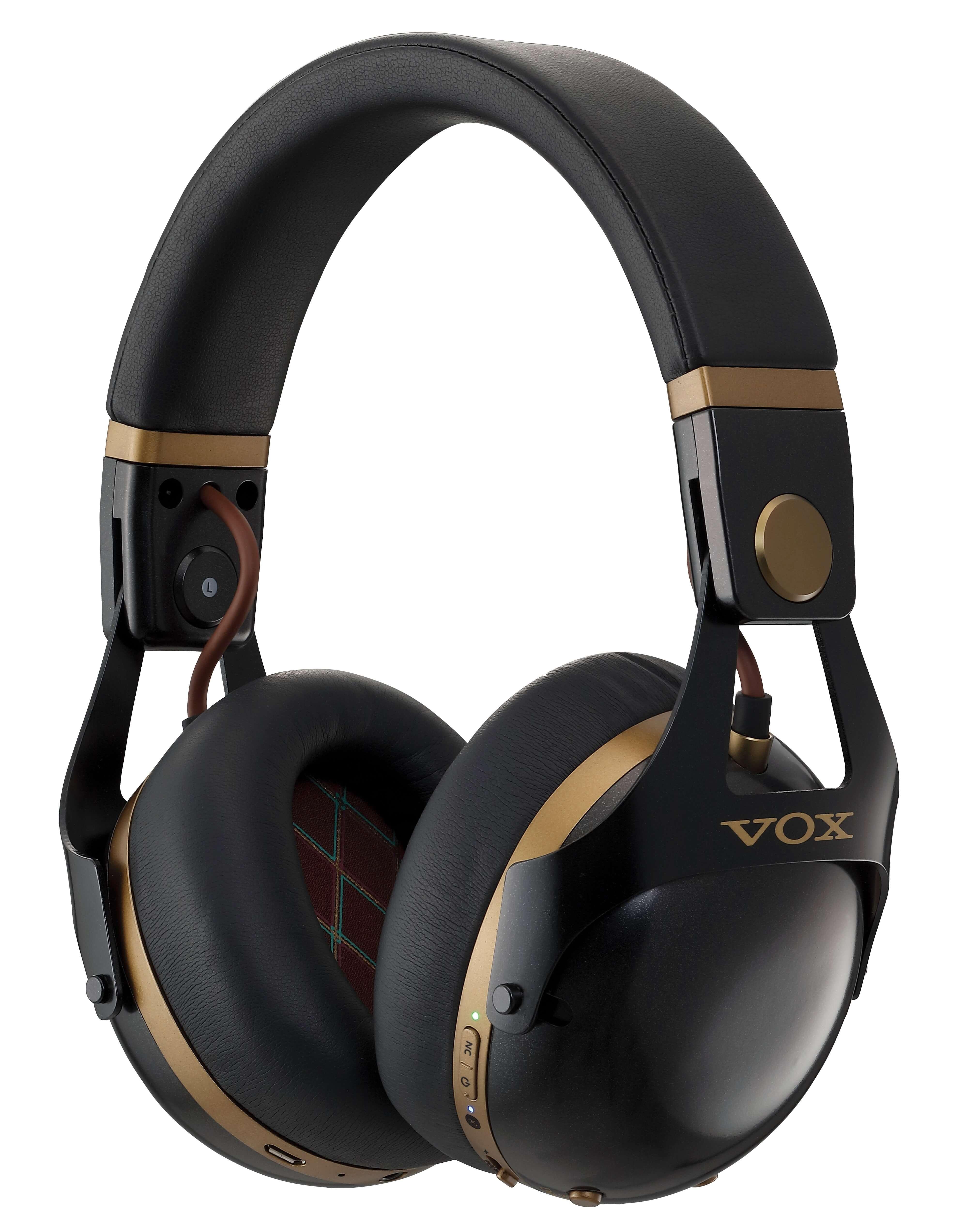 VOX VH-Q1-BK Noise Cancel Silent