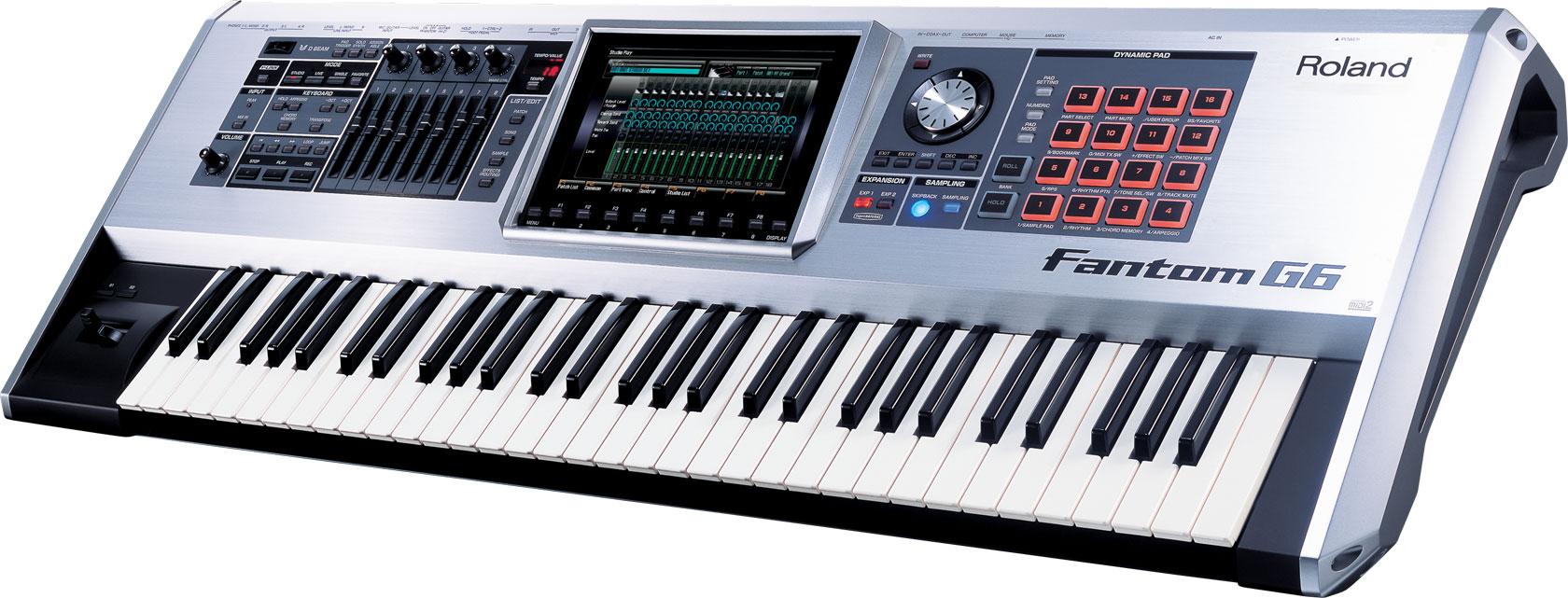 Roland Fantom G6 Music Workstation
