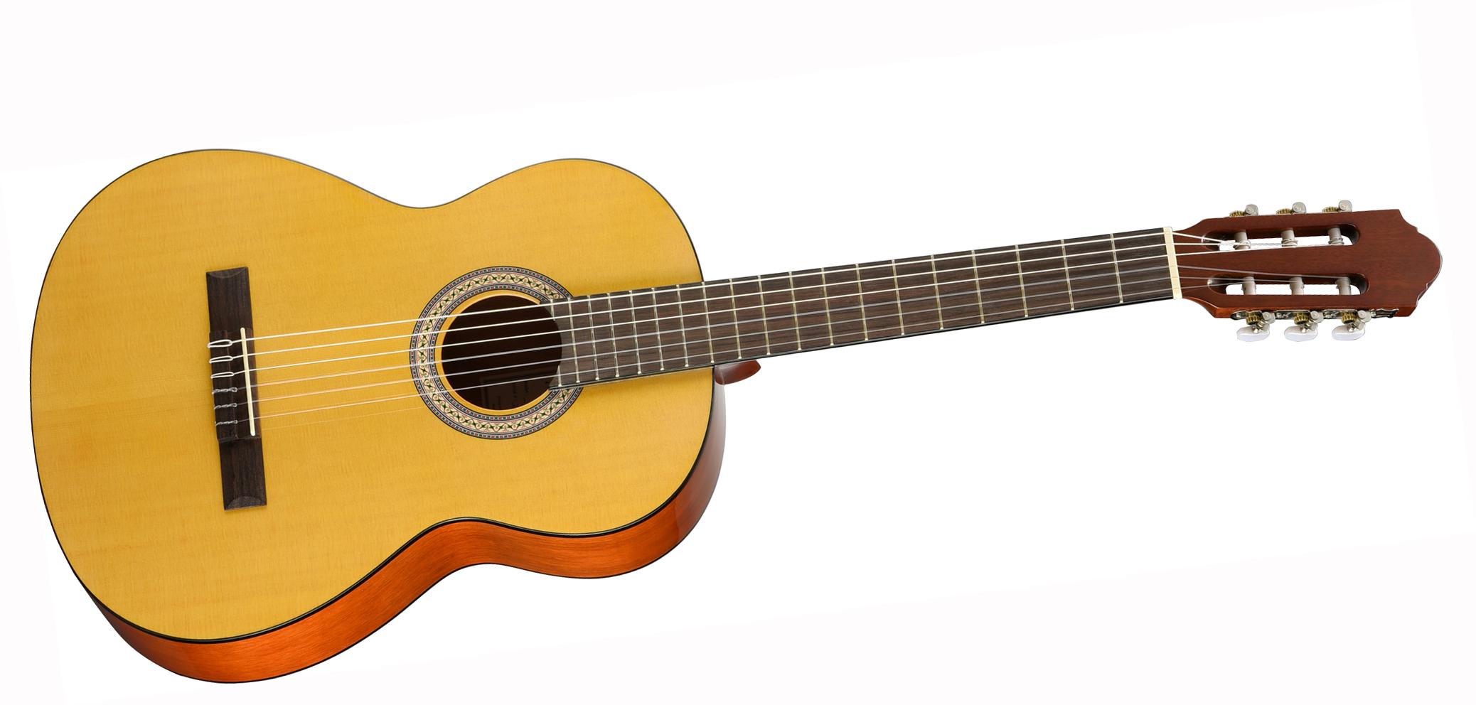 Walden N350-34W Classical Guitar, 3/4 sized