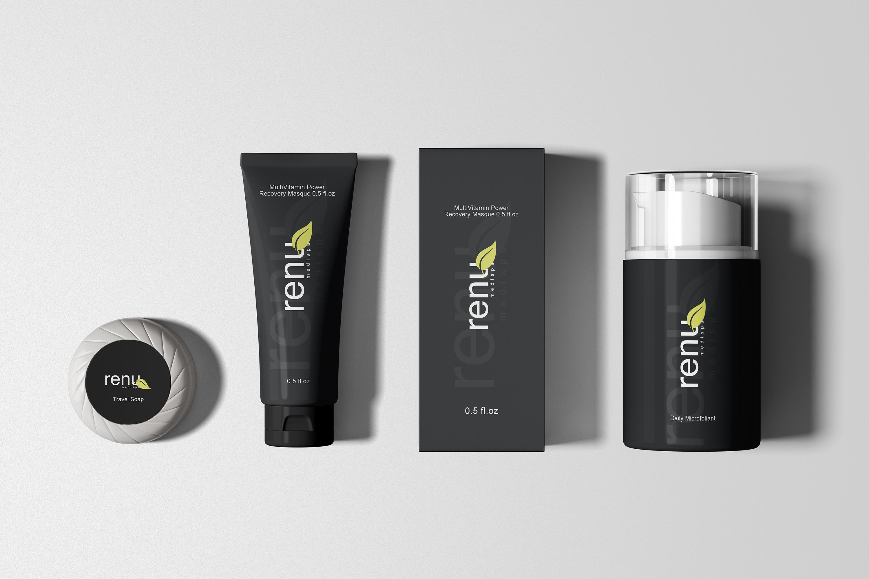 renu medispa product design