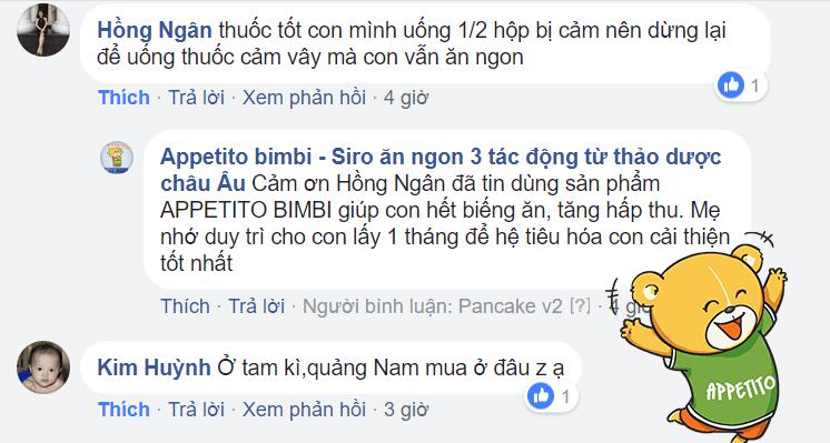 review fitobimbi appetito