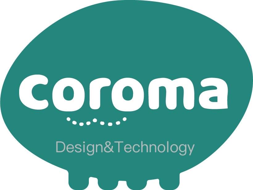 this is coroma official logo