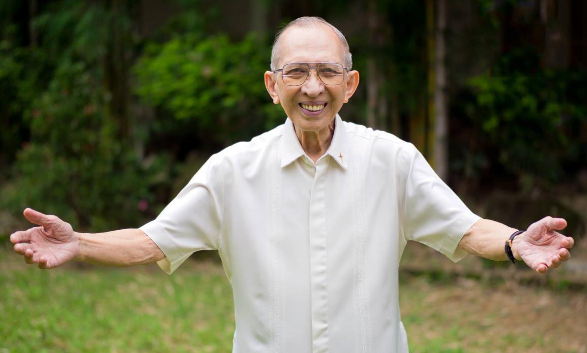 Fr. Ruben M. Tanseco, S.J.'s photo