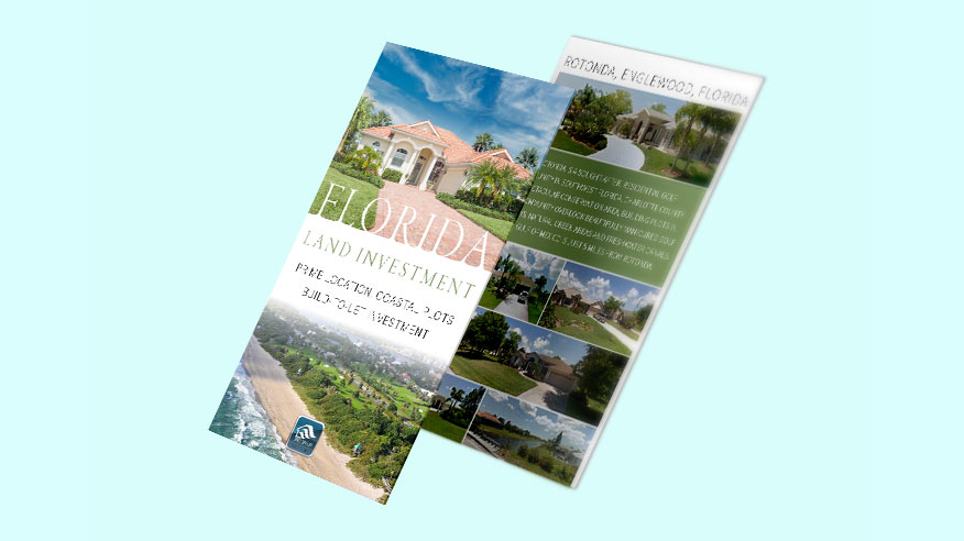 Download brochure with information on Florida land investment