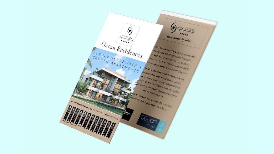 Download brochure with information on investment buy-to-let apartments in beach resort Northeast Brazil