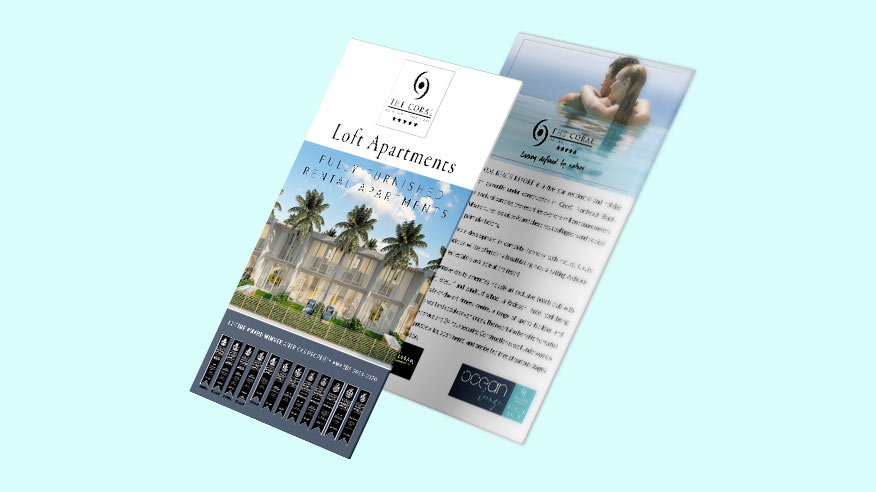 Download brochure with information on buy-to-let investment at The Coral