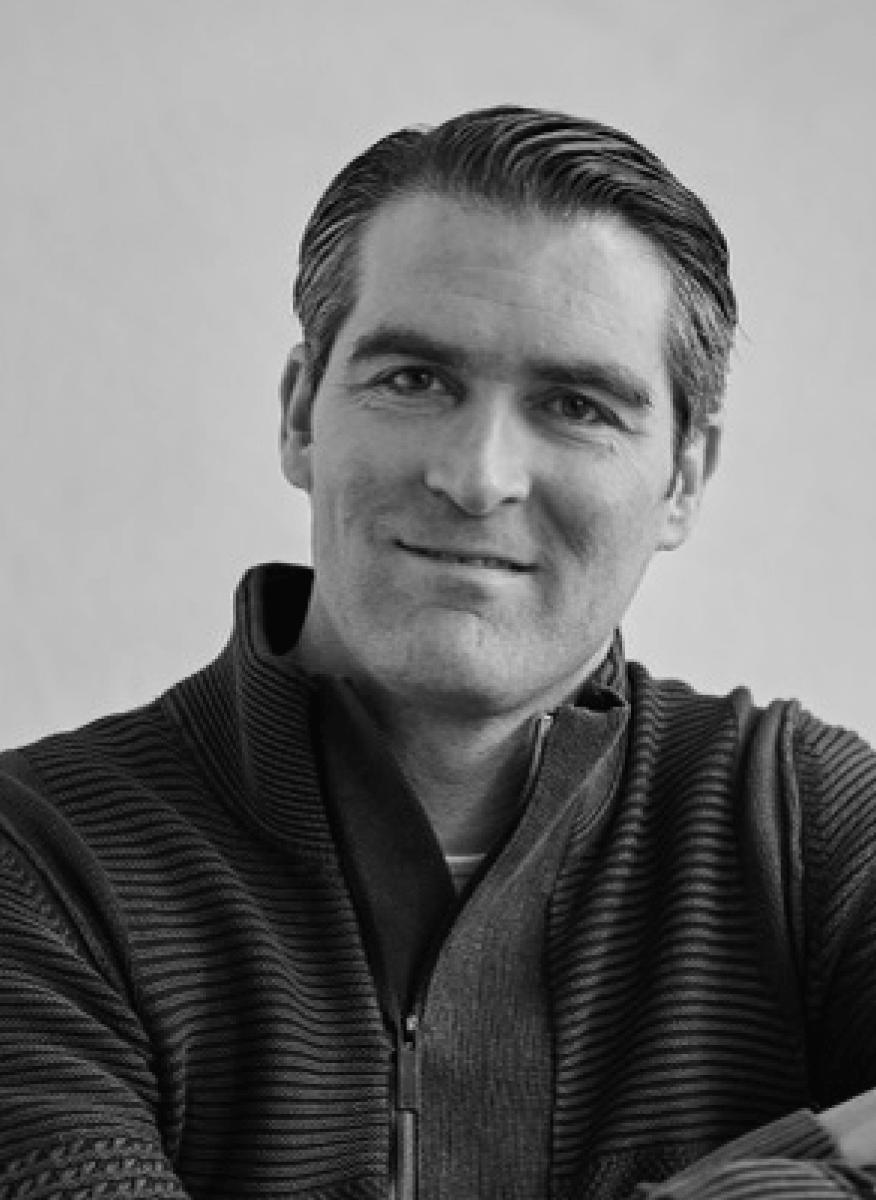 Sjoerd van Roosmalen - Project Manager Urban Gym Group