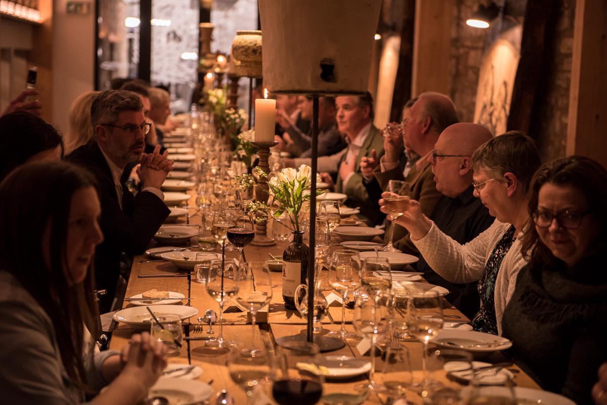 Fife Whisky Festival Opening Dinner