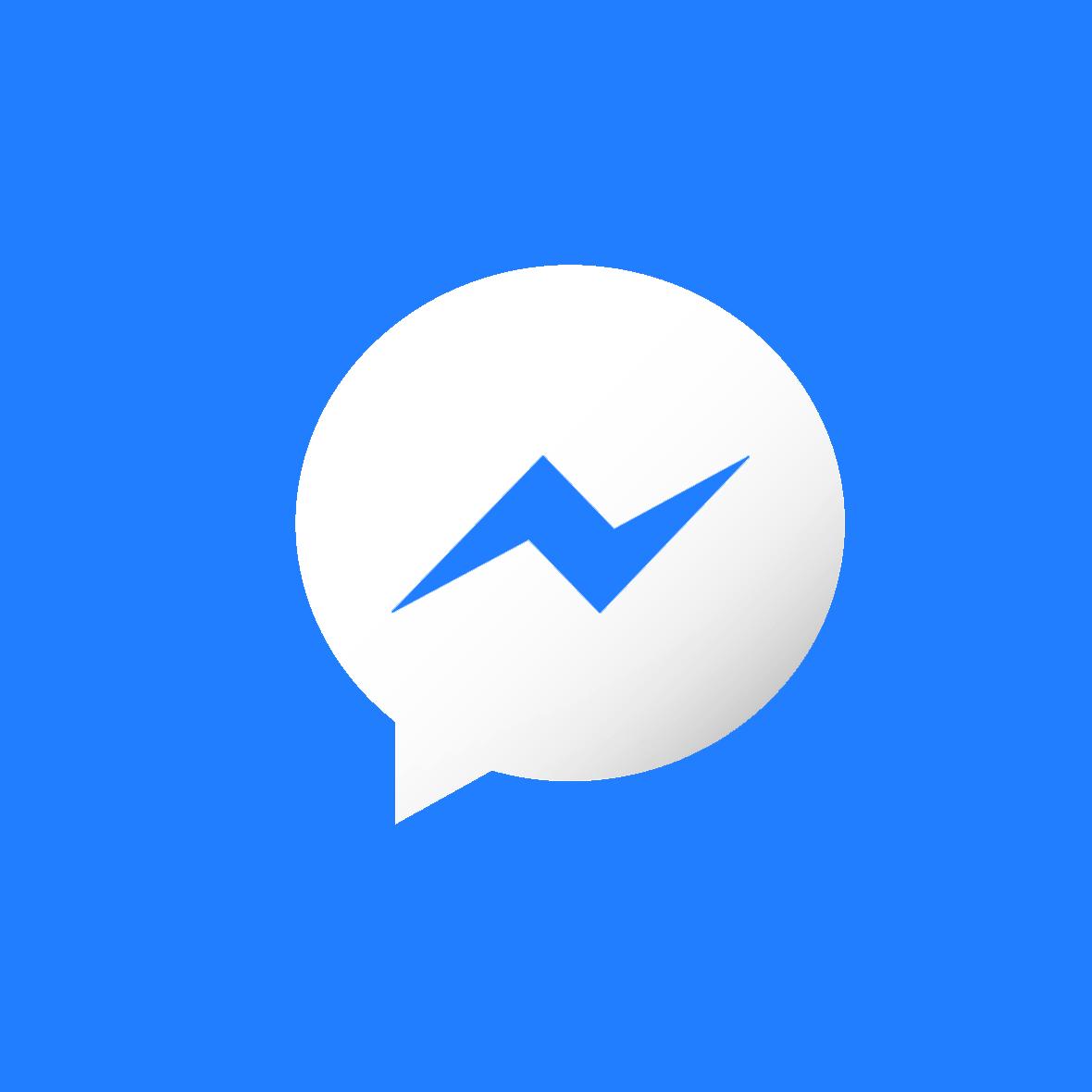 Omega Facebook Messenger
