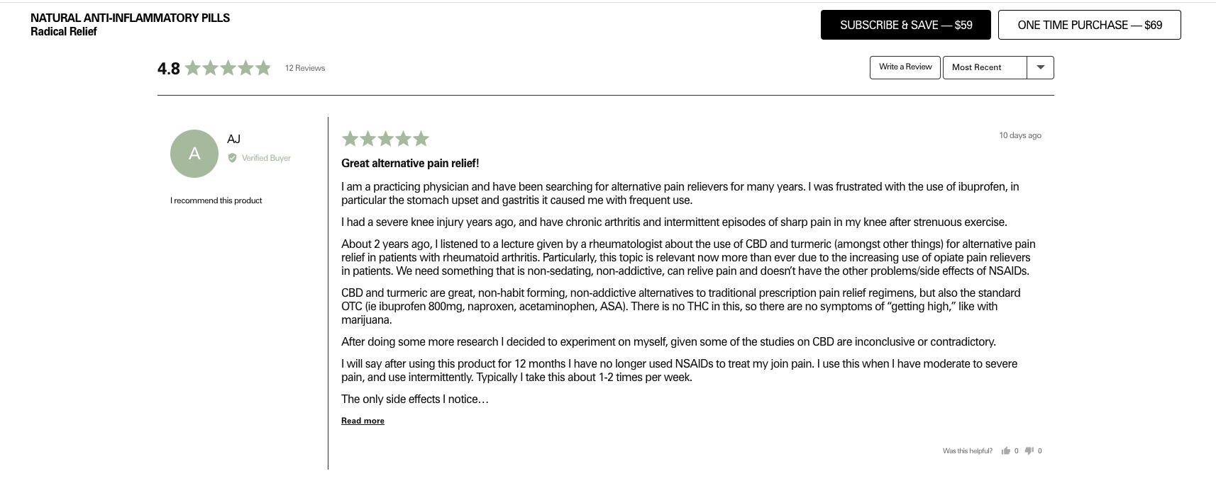 Asystem reviews