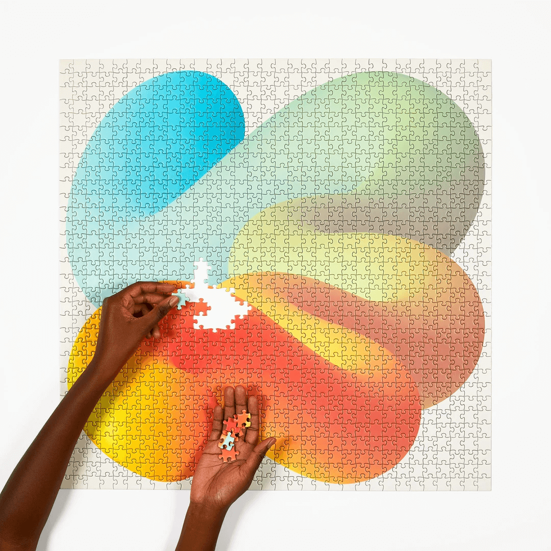 Four Point Puzzles is a Canadian jigsaw puzzle company with a focus on contemporary art and design.