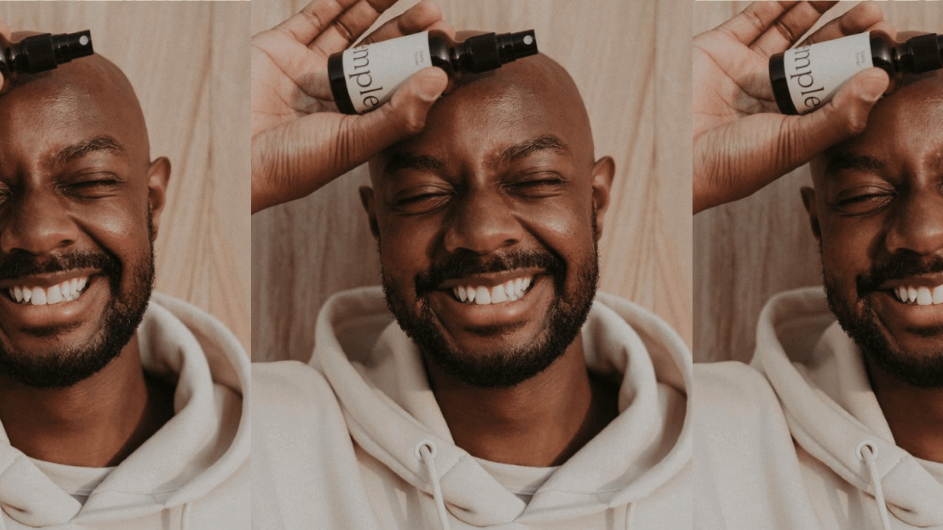 Meeting Richie Dawes, co-founder of Temple:A skincare & wellness company targeting men of colour.