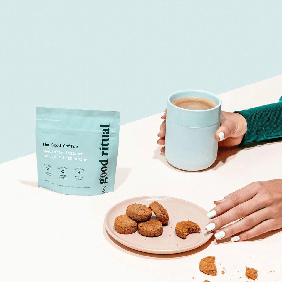The first-ever specialty instant coffee. You don't need expensive brewing equipment or a coffee shop, all you need is water and your favorite to-go mug.