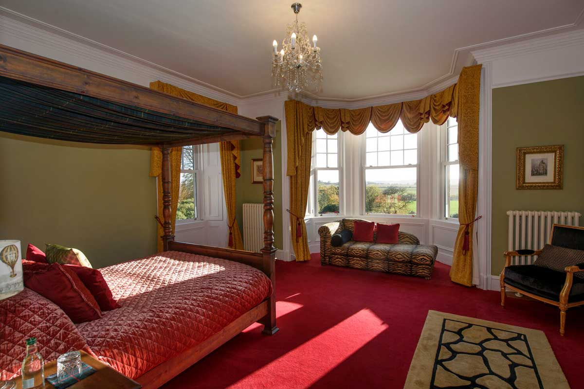 Turin Castle Scotland Balvenie Suite