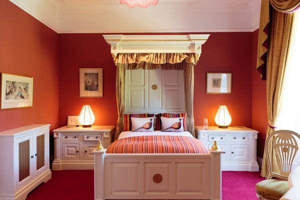 Turin Castle Scotland Talisker Suite