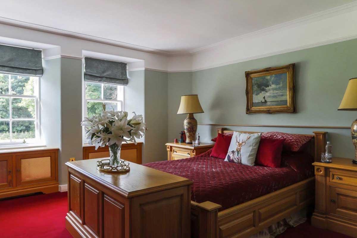 Turin Castle Scotland Fettercairn Suite