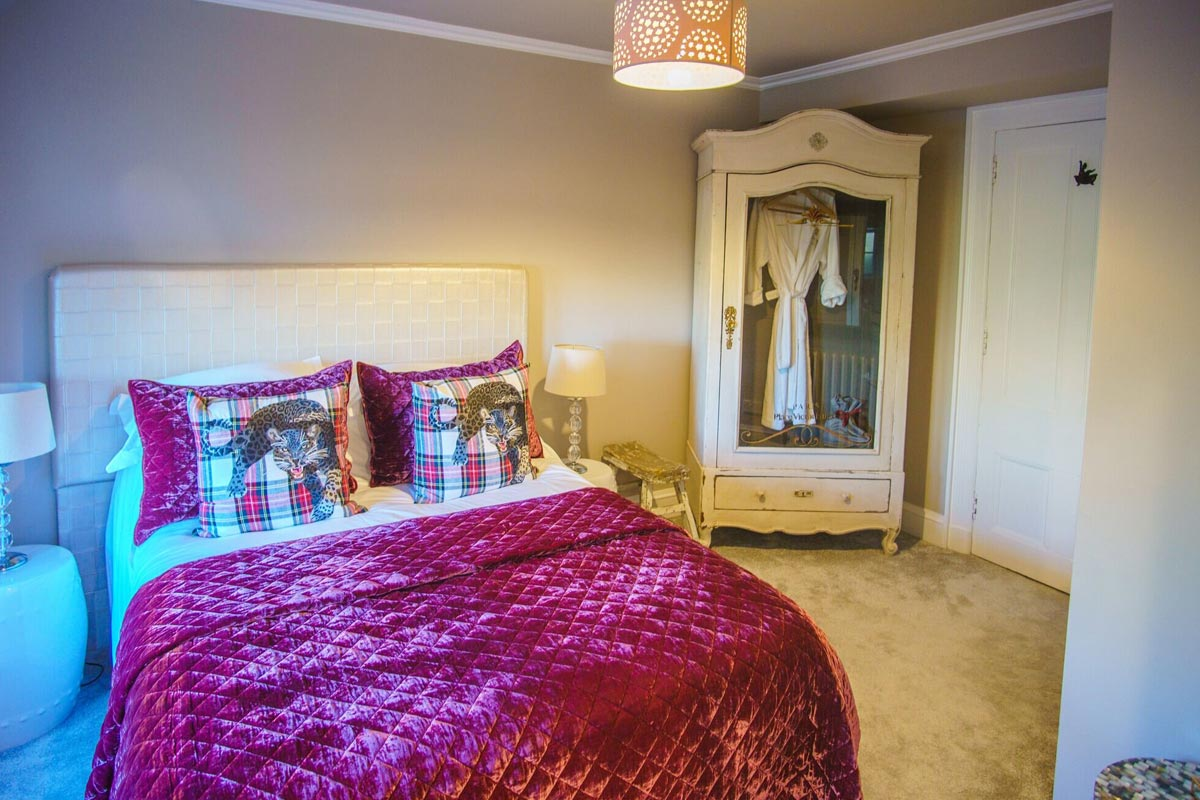 Turin Castle Scotland Bowmore Suite