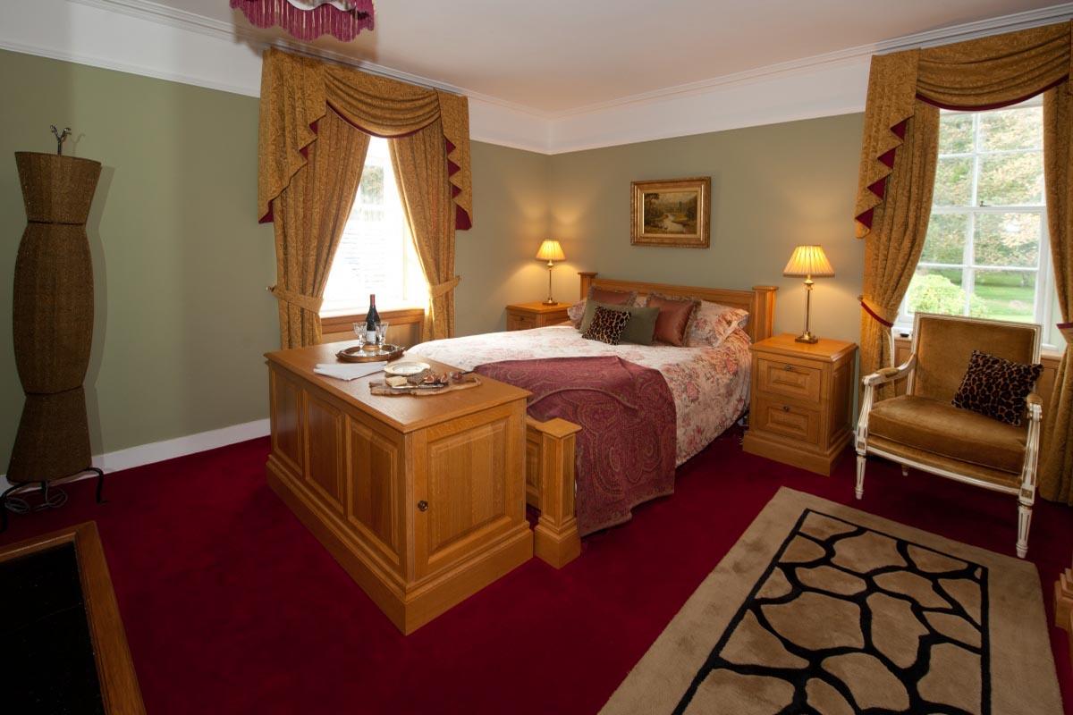 Turin Castle Scotland Glenmorangie Suite