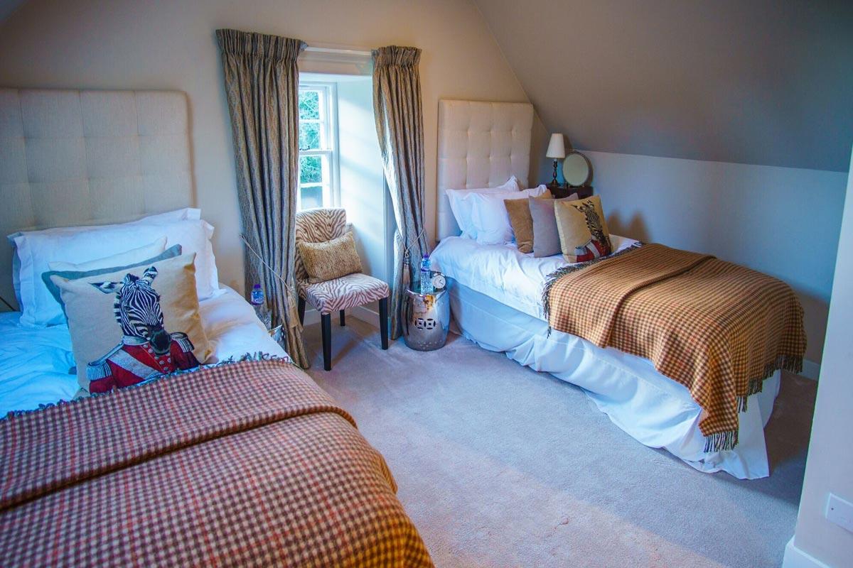 Turin Castle Scotland Glenlivet Suite