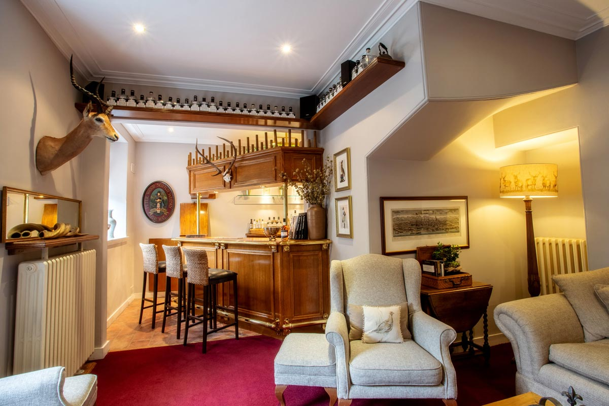 Turin Castle Scotland Ogilvy Bar