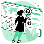 marketing team icon