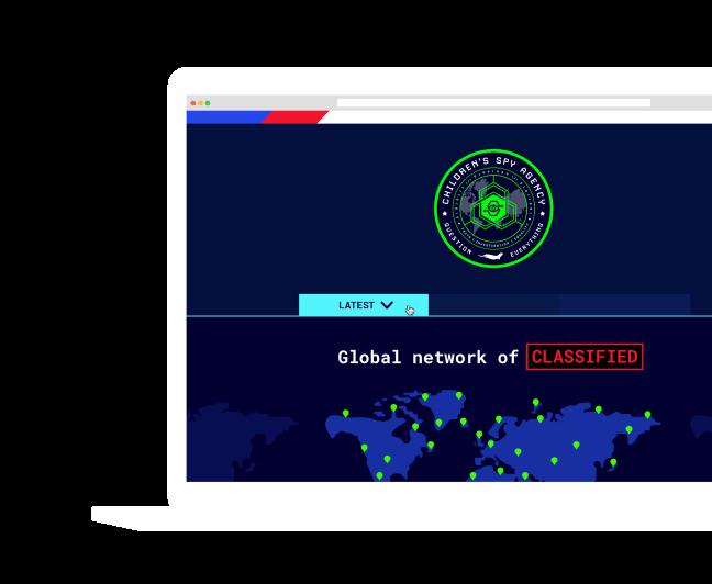 CSA web project image
