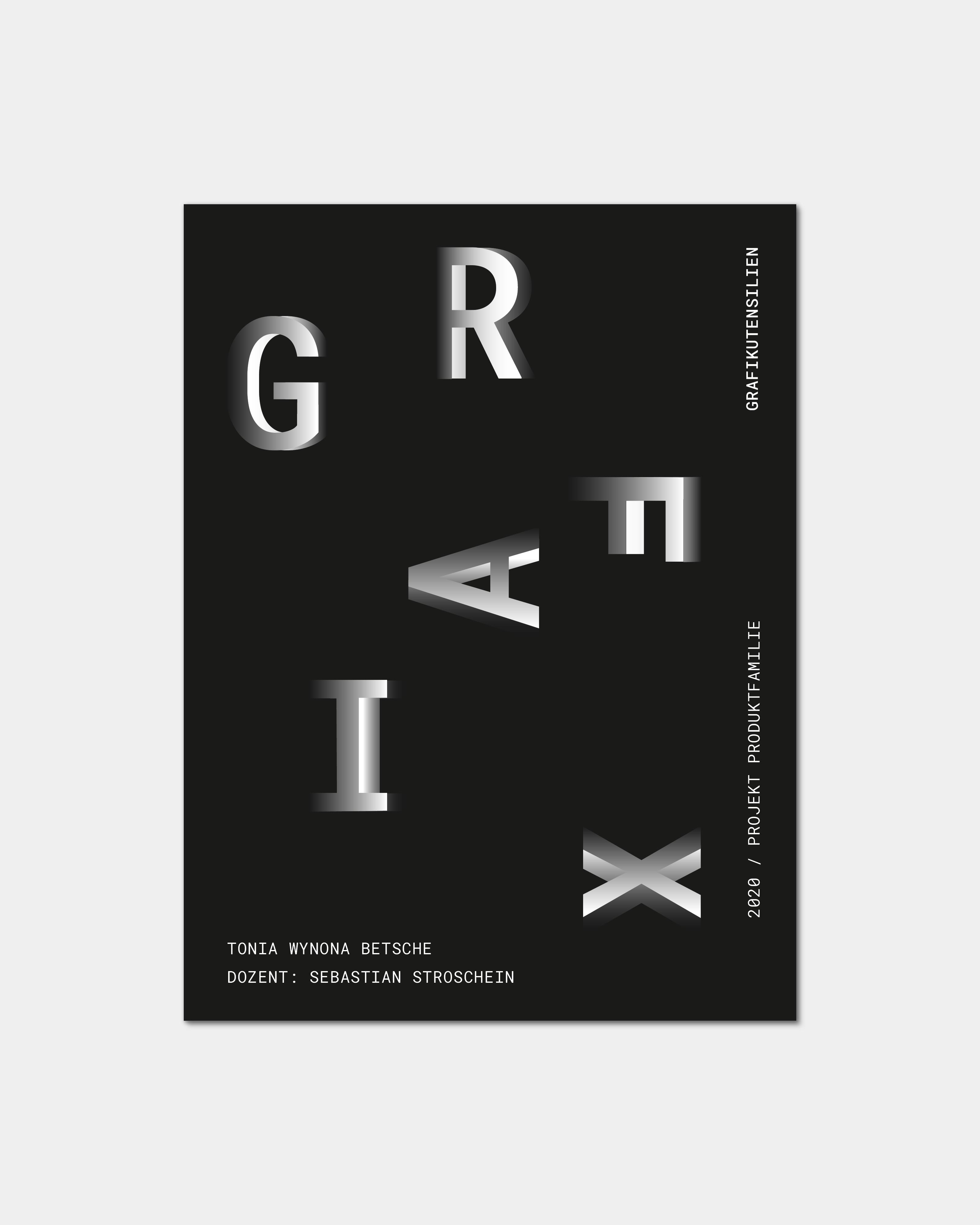 Grafix — Plakat