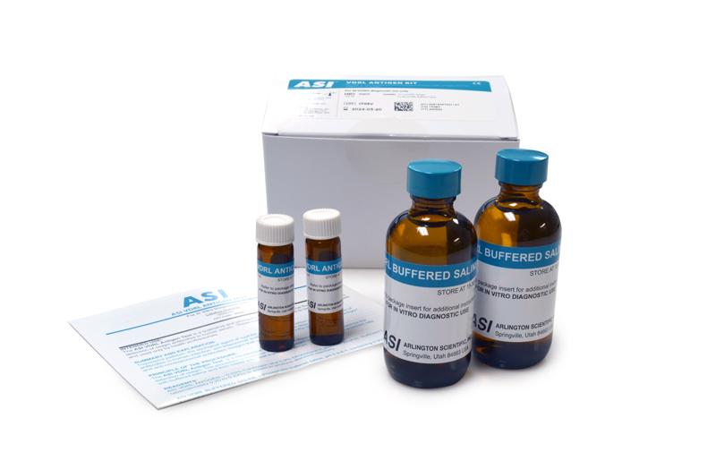ASI VDRL Antigen Nontreponemal Test for Syphilis