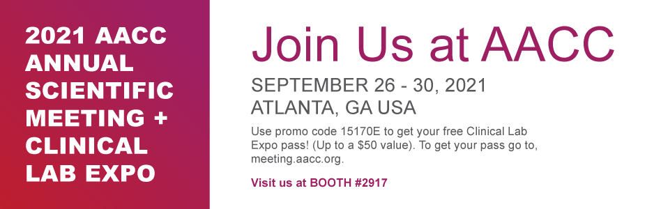 Join us at AACC with a complimentary guest pass!