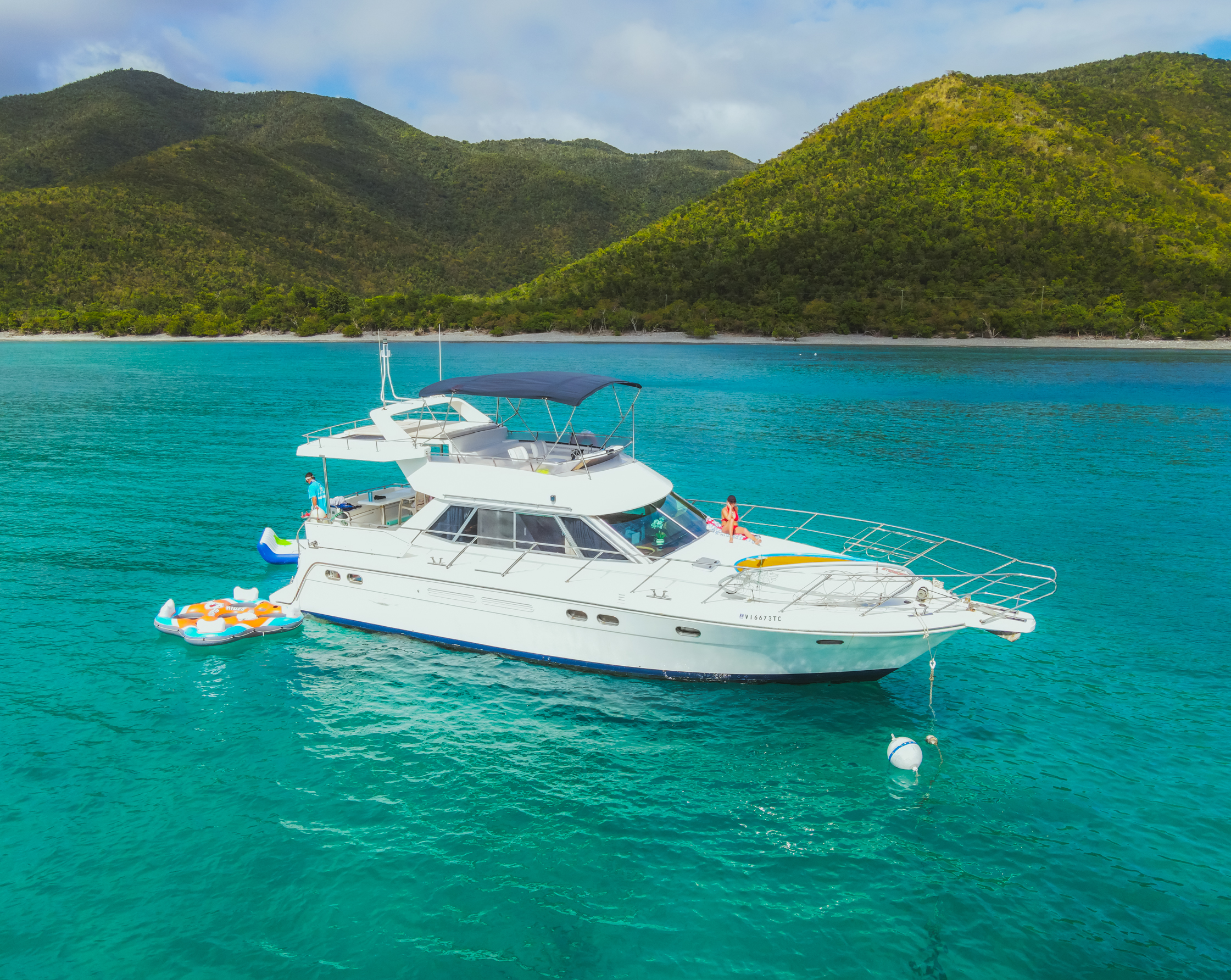 Full Day Charter (starts at 6 hrs)