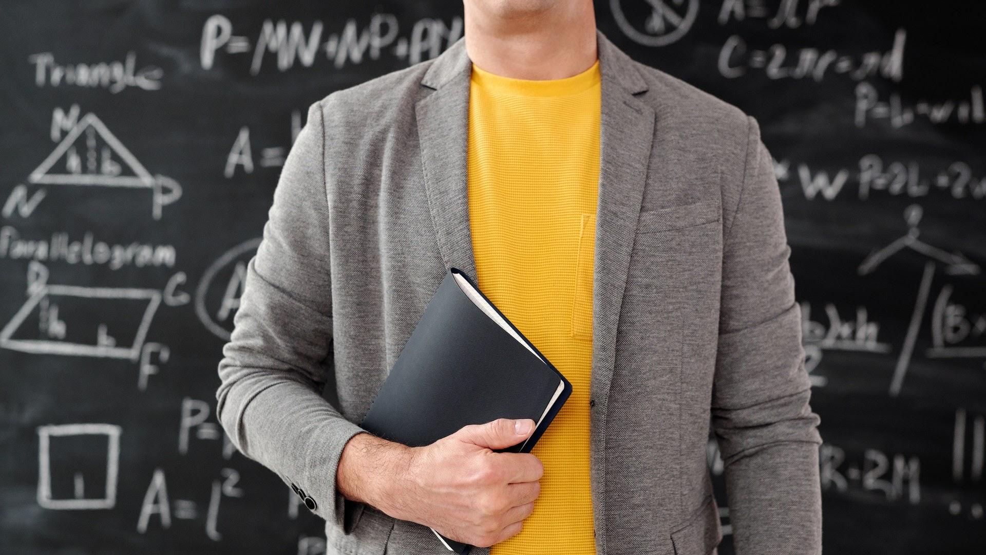 male geometry tutor