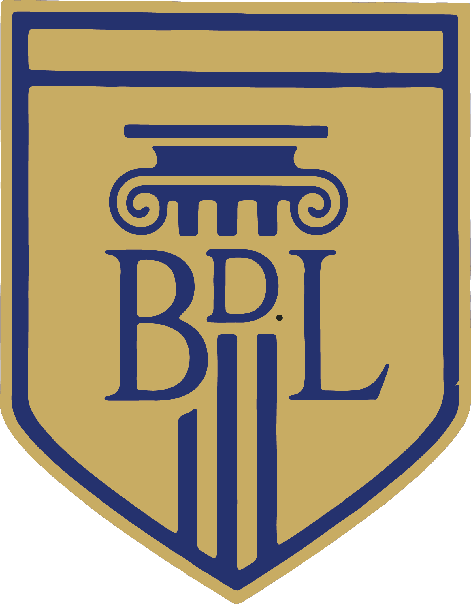 Law Offices of Barry Lites LLP Shield Logo