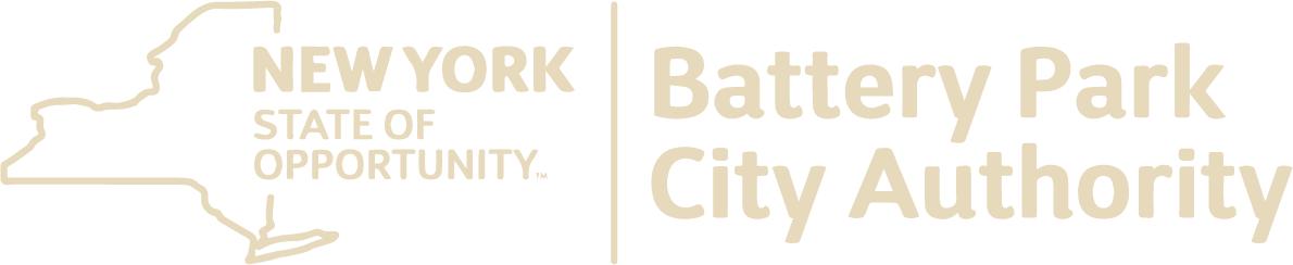 NY State of Opportunity Battery Park City Logo