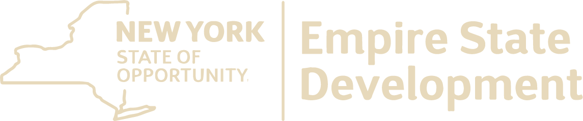 NY State of Opportunity Empire State Development  Logo