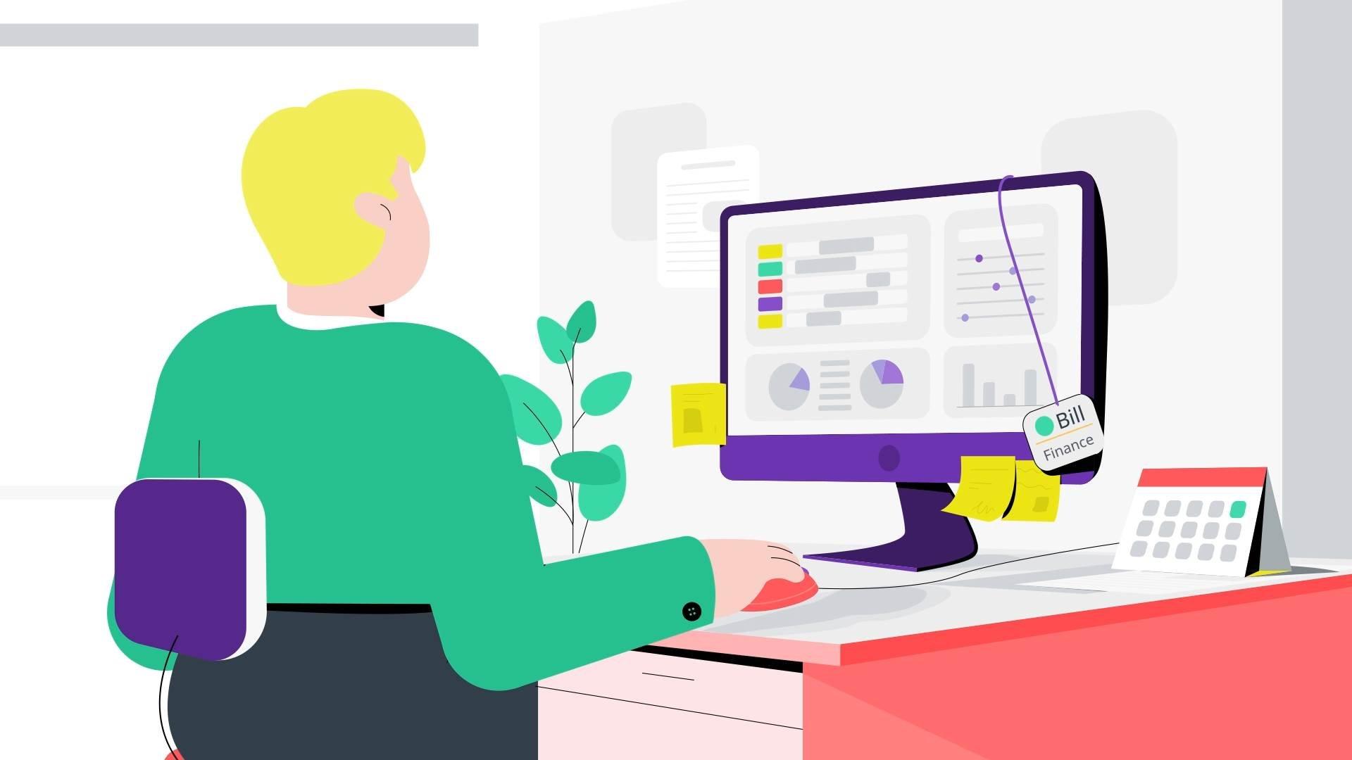 Quorso animated explainer video